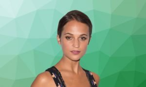 Alicia Vikander religion hobbies political views facts