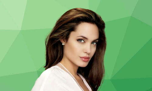 Angelina Jolie hobbies religion beliefs political views