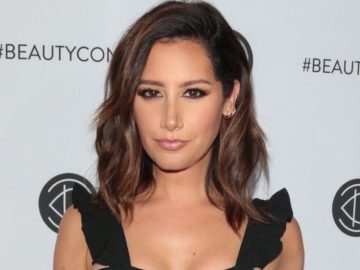 Ashley Tisdale religion hobbies political views