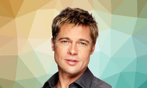 Brad Pitt religion beliefs hobbies political views