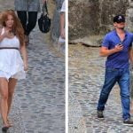 10 Celebs Caught Doing The Walk Of Shame
